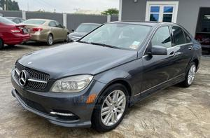 Mercedes-Benz C300 2010 Gray   Cars for sale in Lagos State, Ogba