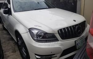 Mercedes-Benz C300 2013 White   Cars for sale in Lagos State, Ogba