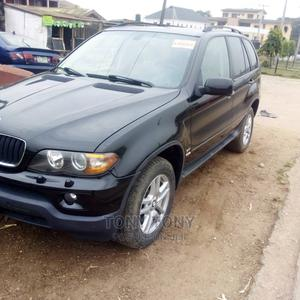 BMW X5 2005 Black | Cars for sale in Lagos State, Amuwo-Odofin