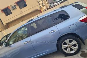 Toyota Highlander 2008 Limited 4x4 Blue   Cars for sale in Lagos State, Ogba