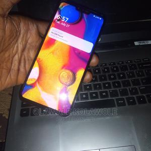 New LG V40 ThinQ 64 GB Black | Mobile Phones for sale in Ondo State, Akure