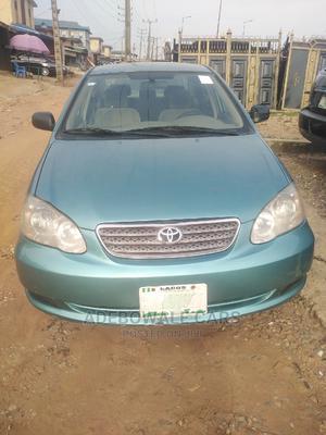 Toyota Corolla 2006 LE Green   Cars for sale in Lagos State, Ikorodu
