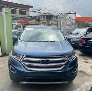 Ford Edge 2019 Titanium AWD Blue   Cars for sale in Lagos State, Ogba