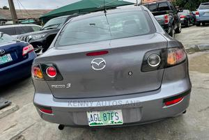 Mazda 3 2006 Gray   Cars for sale in Lagos State, Ogba