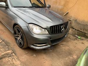 Mercedes-Benz C300 2008 Gray | Cars for sale in Edo State, Benin City
