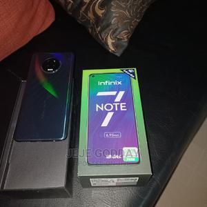 Infinix Note 7 64 GB Green   Mobile Phones for sale in Lagos State, Amuwo-Odofin