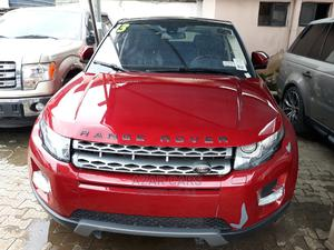 Land Rover Range Rover Evoque 2014 Red   Cars for sale in Lagos State, Ikeja