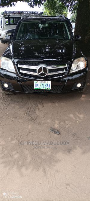 Mercedes-Benz GLK-Class 2010 350 4MATIC Black   Cars for sale in Imo State, Owerri