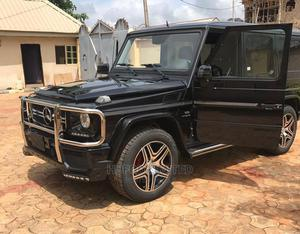 Mercedes-Benz G-Class 2014 Black   Cars for sale in Lagos State, Alimosho