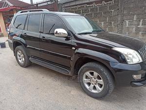 Toyota Land Cruiser Prado 2008 VX Black | Cars for sale in Rivers State, Port-Harcourt