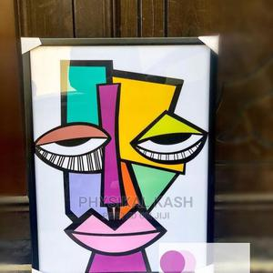 Geometric Wall Art Picture | Arts & Crafts for sale in Lagos State, Ajah