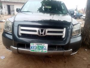 Honda Pilot 2006 Gray | Cars for sale in Lagos State, Abule Egba