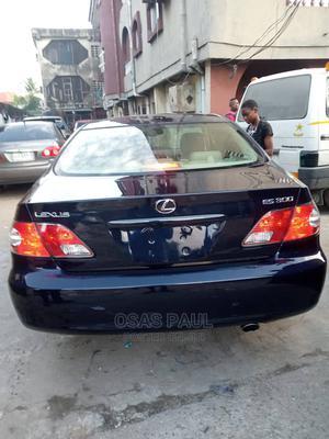 Lexus ES 2003 300 Blue   Cars for sale in Edo State, Egor