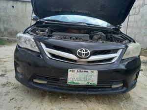 Toyota Corolla 2008 1.8 LE Black | Cars for sale in Lagos State, Ajah