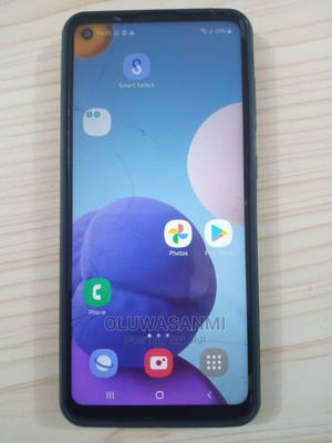 Samsung Galaxy A21s 64 GB Blue | Mobile Phones for sale in Lagos State, Ikeja