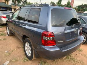 Toyota Highlander 2005 Gray | Cars for sale in Lagos State, Ikeja
