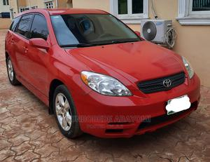 Toyota Matrix 2005 Red | Cars for sale in Lagos State, Ikorodu