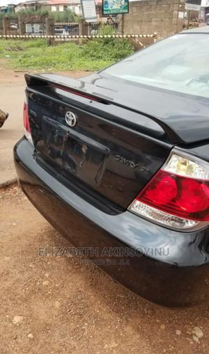 Toyota Camry 2005 Black   Cars for sale in Oyo State, Egbeda