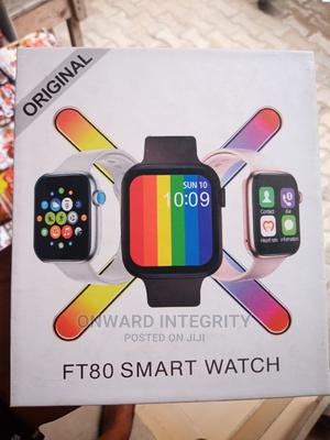 FT80 Smart Watch   Smart Watches & Trackers for sale in Lagos State, Ojo