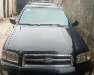 Nissan Pathfinder 2003 LE AWD SUV (3.5L 6cyl 4A) Black | Cars for sale in Lagos State, Alimosho