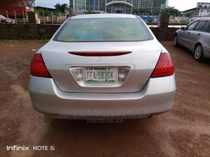 Honda Accord 2006 2.4 Executive Silver   Cars for sale in Kaduna State, Kaduna / Kaduna State