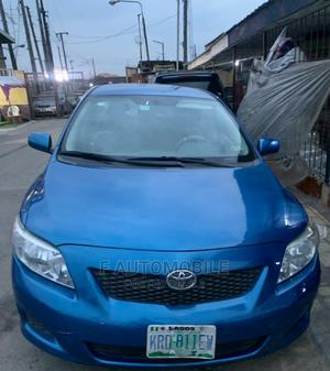 Toyota Corolla 2008 1.8 Blue   Cars for sale in Lagos State, Yaba