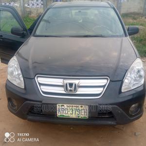 Honda CR-V 2006 Black | Cars for sale in Lagos State, Ikorodu