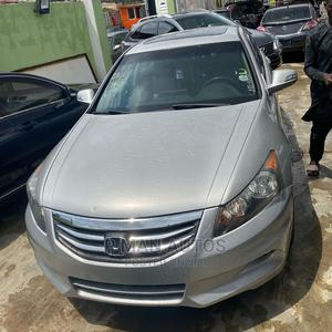 Honda Accord 2009 2.0 I-Vtec Automatic Silver | Cars for sale in Lagos State, Agege