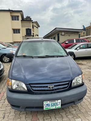 Toyota Sienna 2002 LE Blue | Cars for sale in Lagos State, Ikeja