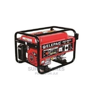 Elepaq 2.2kva Generator EC5800 Manual Start JY27   Electrical Equipment for sale in Lagos State, Alimosho