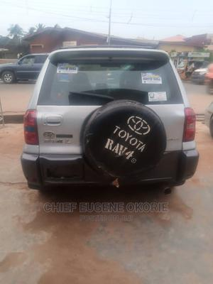 Toyota RAV4 2004 Silver | Cars for sale in Lagos State, Abule Egba
