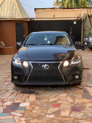 Lexus GS 2008 Black | Cars for sale in Oyo State, Ibadan