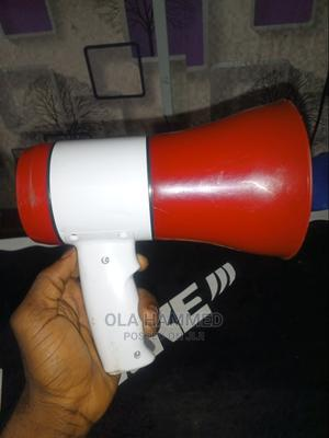 Rechargeable Portable Hand Held Megaphone   Audio & Music Equipment for sale in Lagos State, Surulere