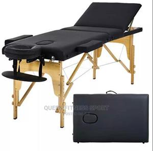 Foldable Massage Bed | Sports Equipment for sale in Rivers State, Port-Harcourt