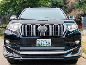 Toyota Land Cruiser Prado 2015 Black | Cars for sale in Abuja (FCT) State, Asokoro