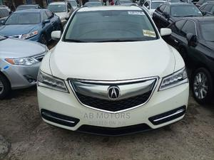 Acura MDX 2015 White | Cars for sale in Lagos State, Apapa