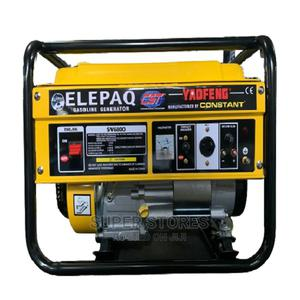 Elepaq 2.8kva Generator SV6800CX JY27   Electrical Equipment for sale in Lagos State, Alimosho
