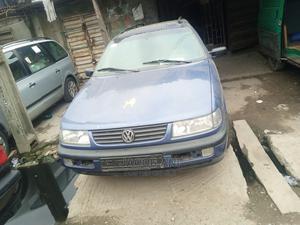 Volkswagen Passat 2001 Blue | Cars for sale in Lagos State, Apapa