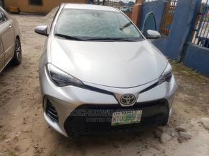 Toyota Corolla 2018 SE (1.8L 4cyl 2A) Silver | Cars for sale in Delta State, Warri