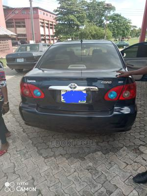 Toyota Corolla 2003 Blue   Cars for sale in Cross River State, Calabar
