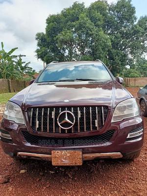 Mercedes-Benz M Class 2011 ML 350 4Matic Red | Cars for sale in Enugu State, Enugu