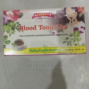 Blood Tonic Tea   Vitamins & Supplements for sale in Lagos State, Amuwo-Odofin