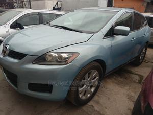 Mazda CX-7 2007 Blue   Cars for sale in Lagos State, Apapa