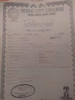 Advertising Marketing CV | Teaching CVs for sale in Ekiti State, Ado Ekiti