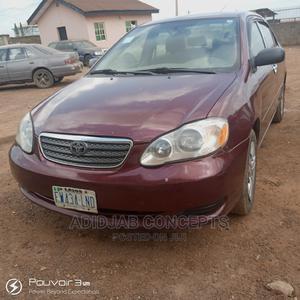 Toyota Corolla 2005 Red | Cars for sale in Oyo State, Ibadan