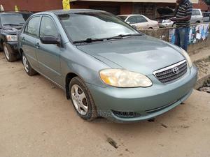 Toyota Corolla 2005 LE Green   Cars for sale in Lagos State, Ilupeju