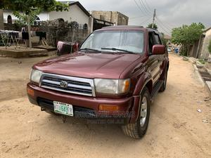 Toyota 4-Runner 2000 Red | Cars for sale in Lagos State, Ojodu