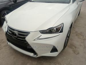 Lexus IS 2020 300h 4WD White   Cars for sale in Lagos State, Lekki