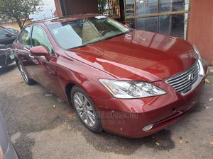 Lexus ES 2009 350 Red   Cars for sale in Lagos State, Ikeja