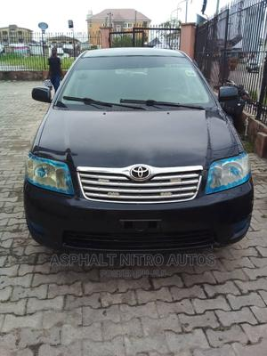 Toyota Corolla 2007 1.8 VVTL-i TS Blue | Cars for sale in Lagos State, Lekki